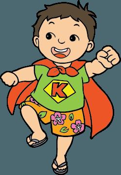Kai - Keiki Heroes