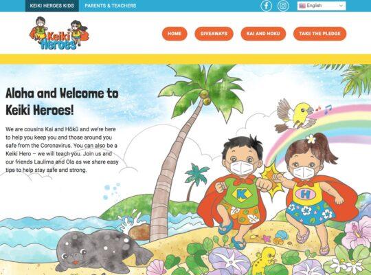 KH-website