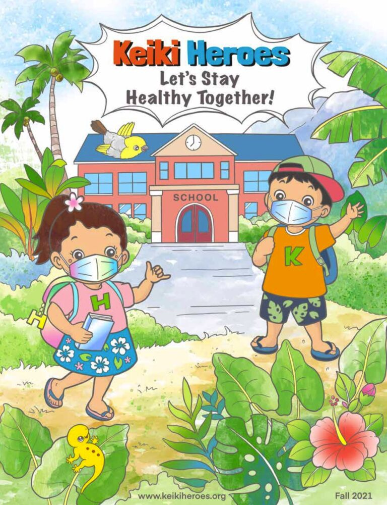 Let's Stay Healthy Booklet